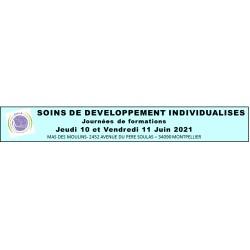 Soins de développement individualisés - SDI - du 10 et 11 juin 2021